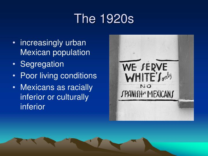 increasingly urban Mexican population