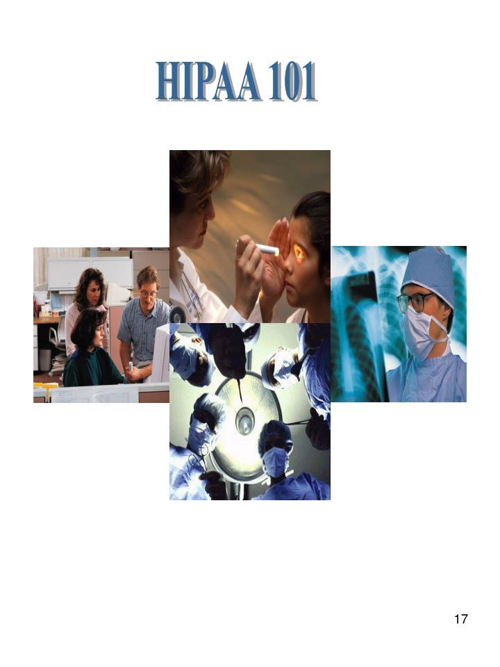 HIPAA 101