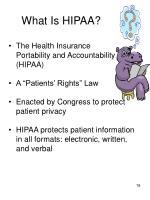 what is hipaa1