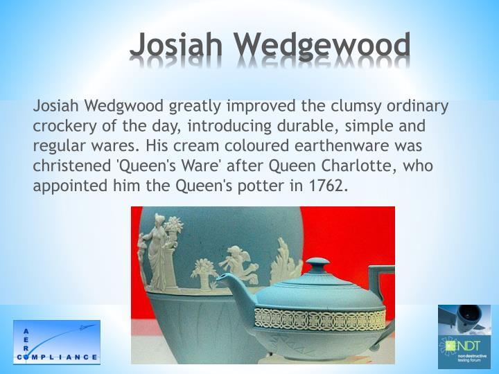 Josiah Wedgewood