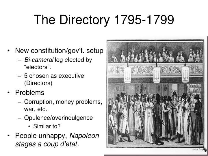 New constitution/