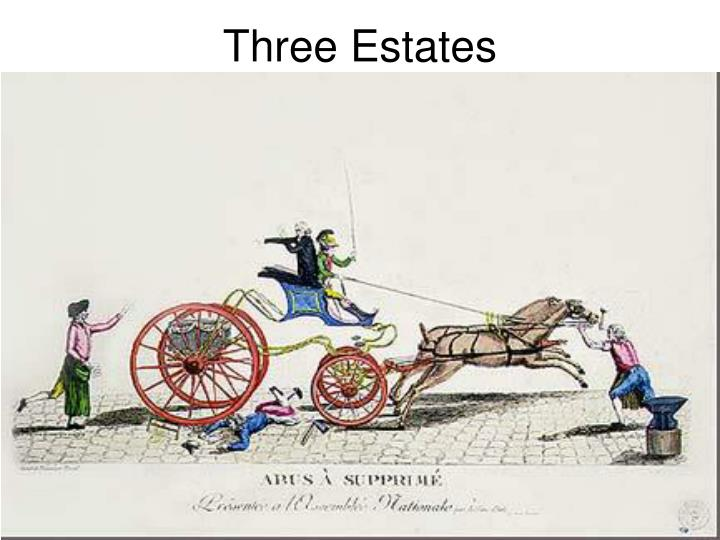 Three Estates
