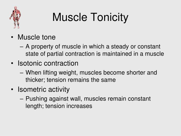Muscle Tonicity