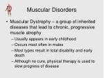 muscular disorders3