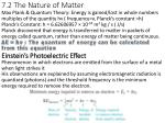 7 2 the nature of matter