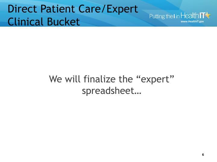 Direct Patient