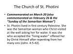the church of st photini