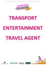 transport entertainment travel agent