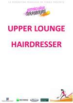upper lounge hairdresser