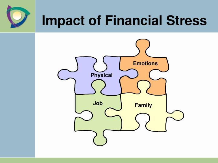 Impact of financial stress