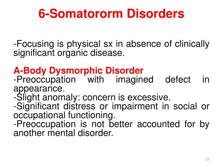 6-Somatororm