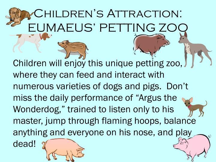 Children's Attraction:
