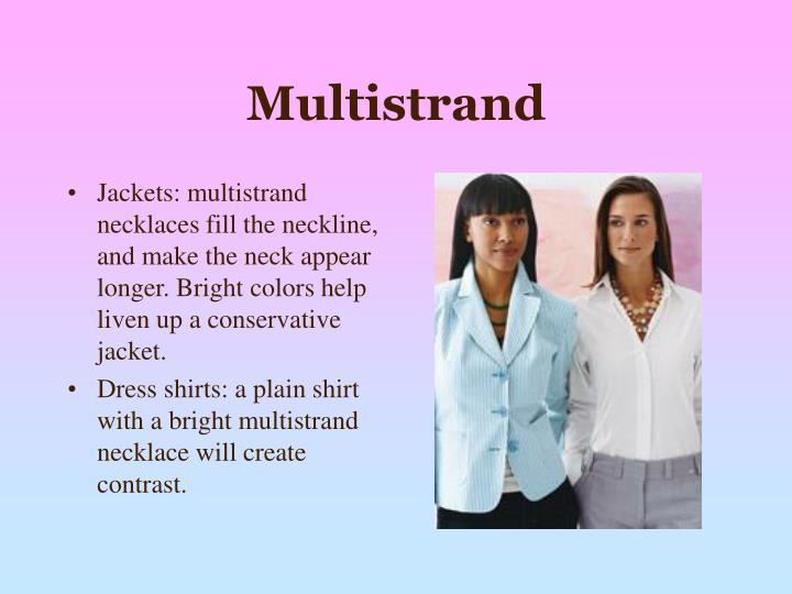 Multistrand