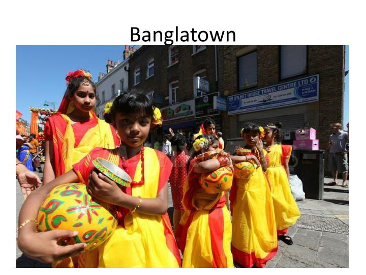 Banglatown