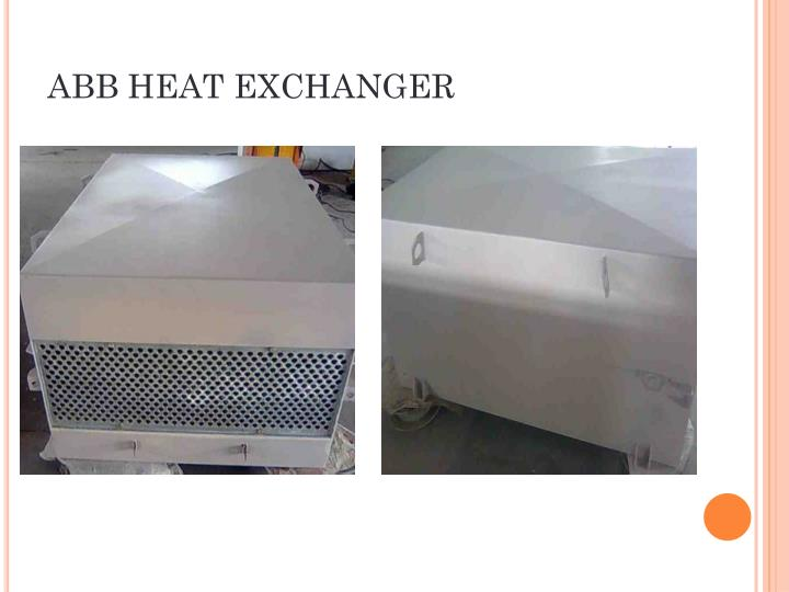ABB HEAT EXCHANGER