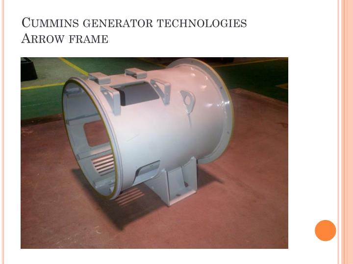 Cummins generator technologies