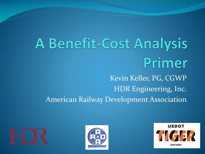 training a cost or benefit