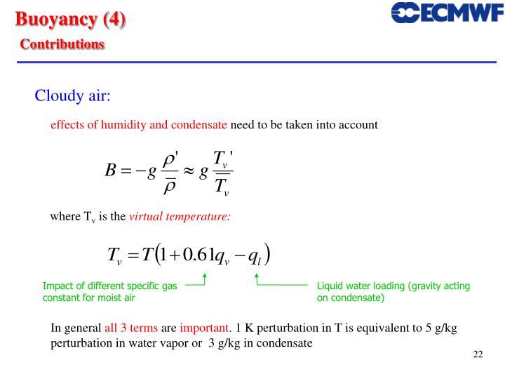 Buoyancy (4)