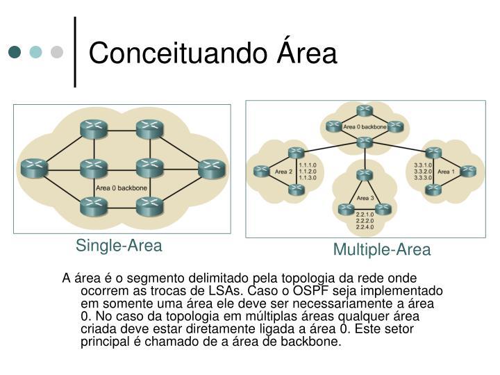 Single-Area