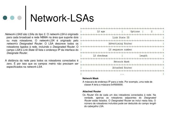 Network-LSAs