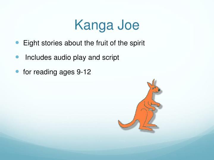 Kanga Joe