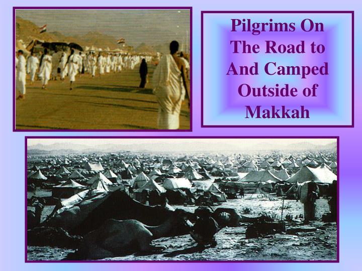 Pilgrims On