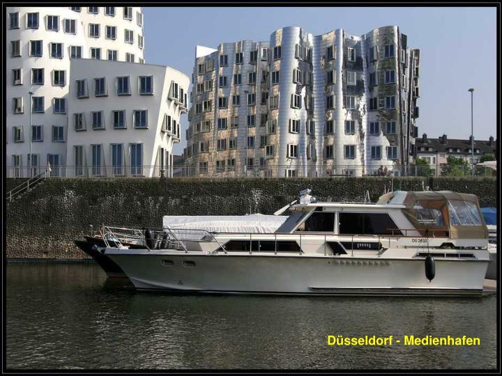 Düsseldorf - Medienhafen