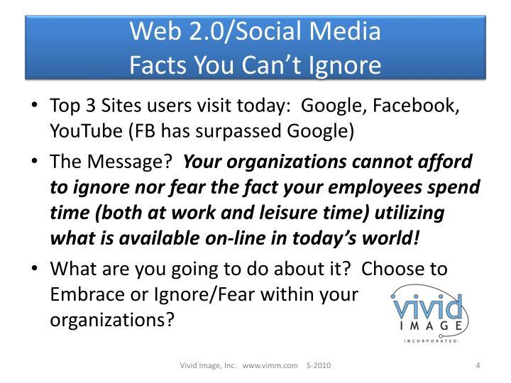 Web 2.0/Social Media