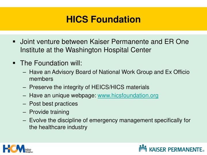 HICS Foundation
