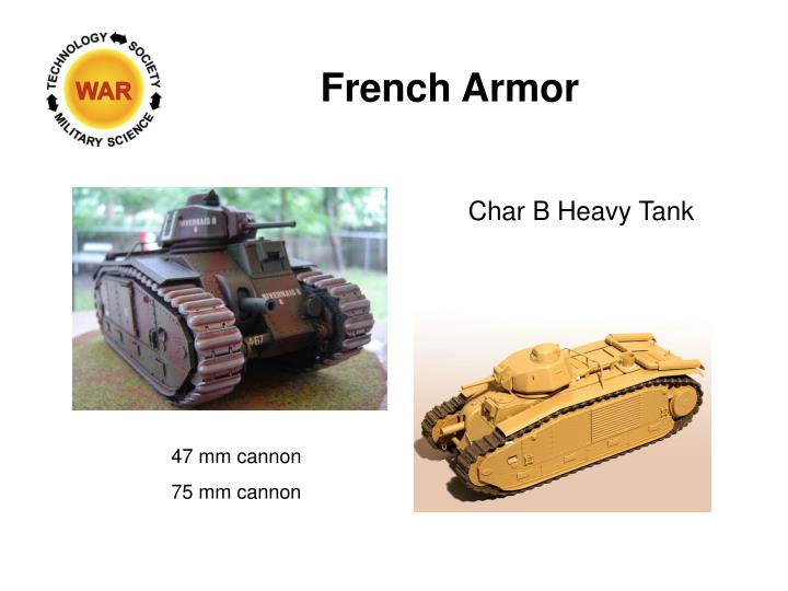 French Armor
