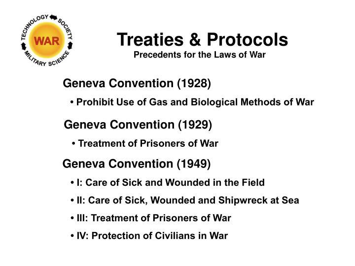 Treaties & Protocols
