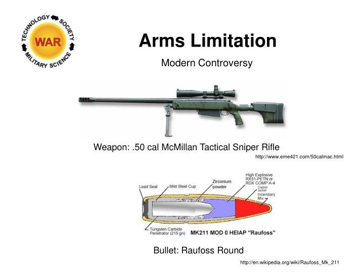 Arms Limitation