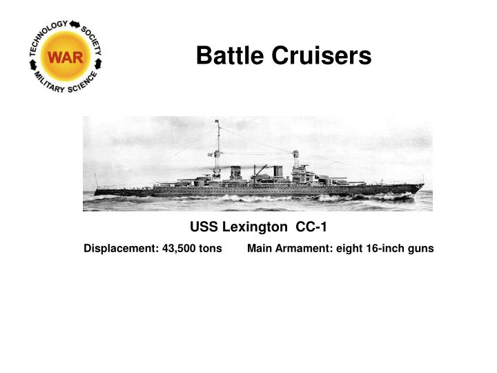 Battle Cruisers