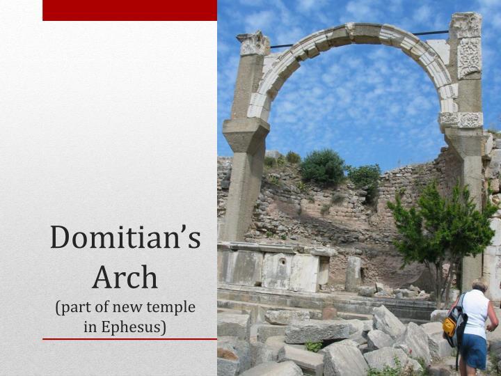 Domitian's Arch