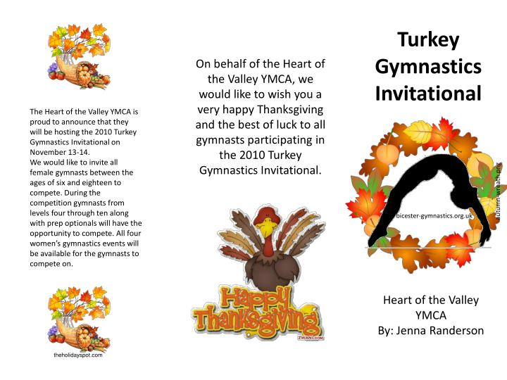 Turkey Gymnastics Invitational