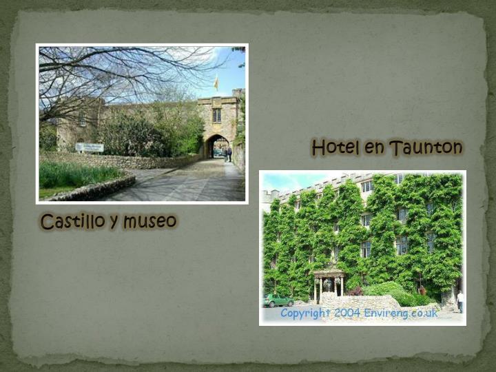 Hotel en Taunton