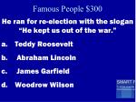 famous people 300