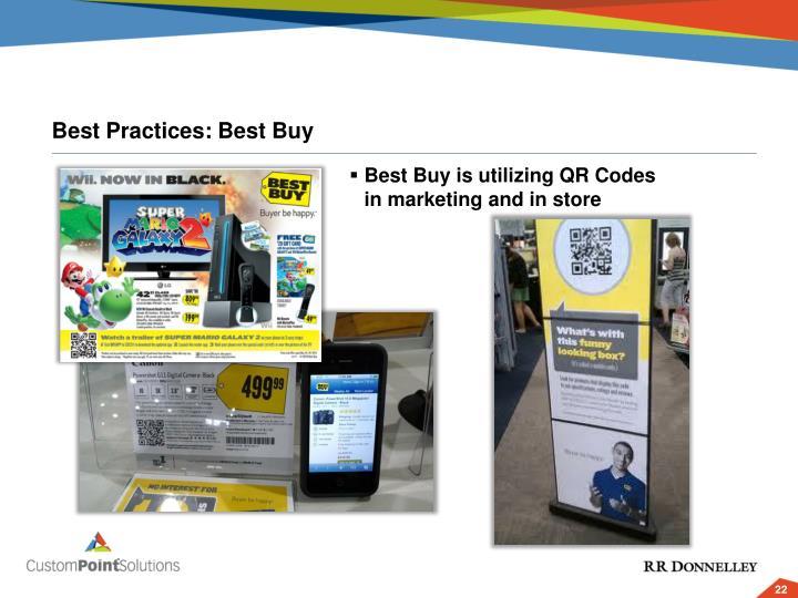 Best Practices: Best Buy