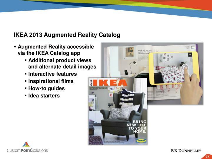 IKEA 2013 Augmented Reality Catalog