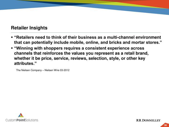 Retailer Insights