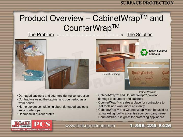 Product Overview – CabinetWrap