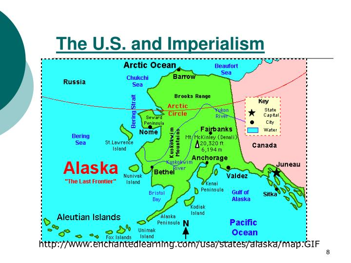The U.S. and Imperialism