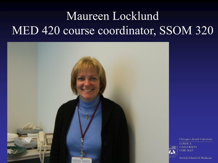 Maureen Locklund