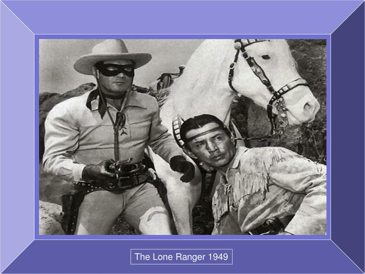 The Lone Ranger 1949