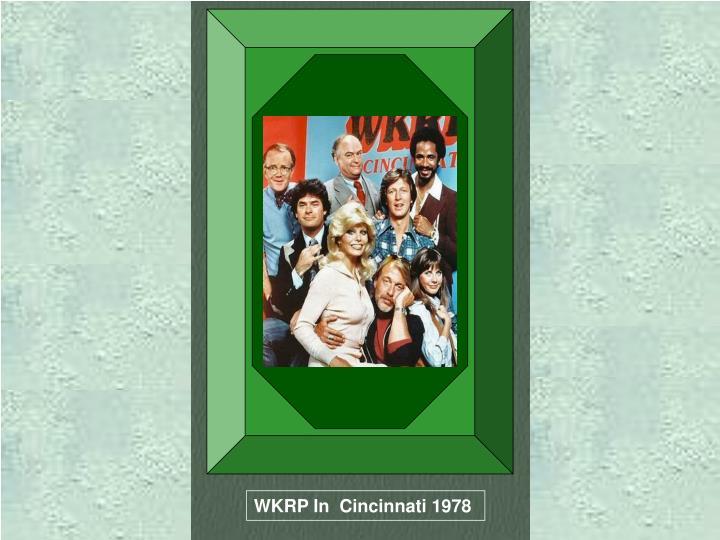 WKRP In Cincinnati1978