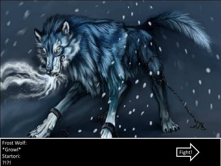 Frost Wolf: