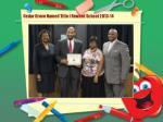 cedar grove named title i reward school 2013 14
