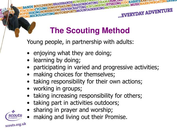 The Scouting Method