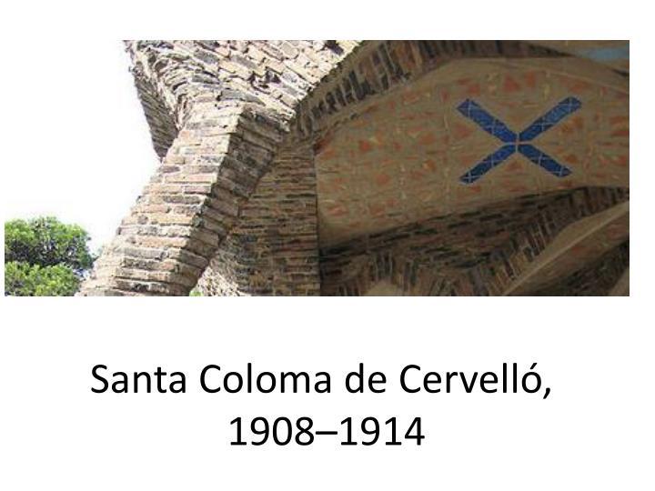 Santa Coloma de