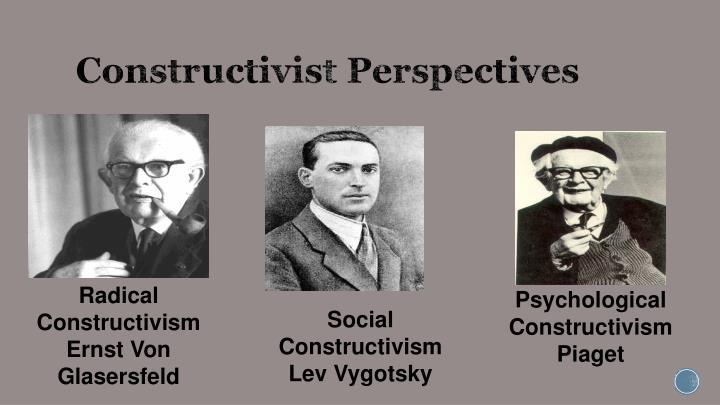 Constructivist Perspectives